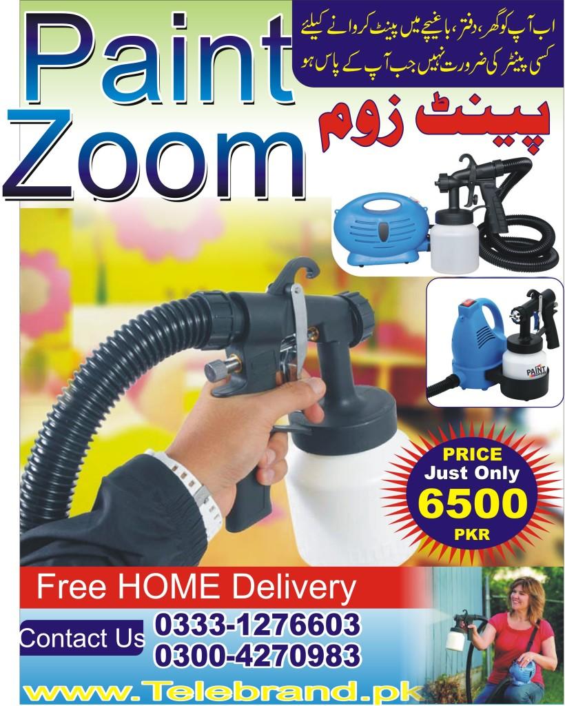 paint zoom ijn pakistan telebrand.pk free home delivery