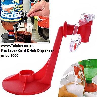Fizz Saver Cold Drink Dispenser telebrand.pk