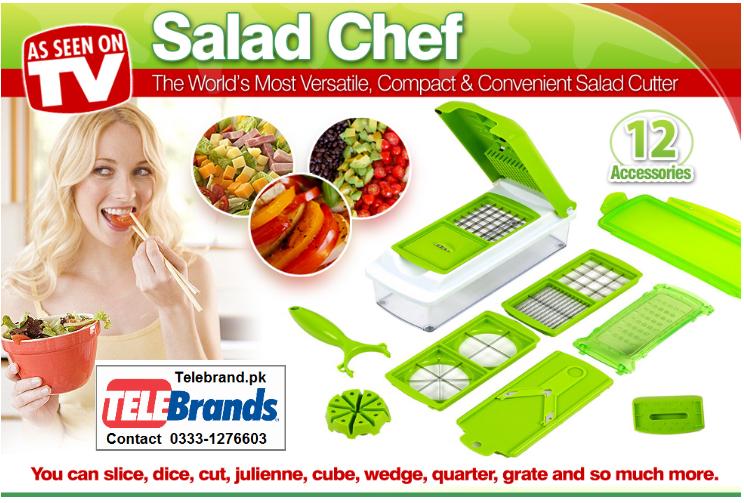 salad chef telebrand