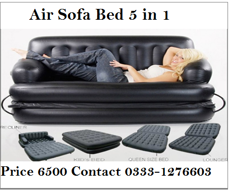 Air Lounge Sofa Cum Bed 5 In 1 In Pakistan Japani Air Lounge Sofa