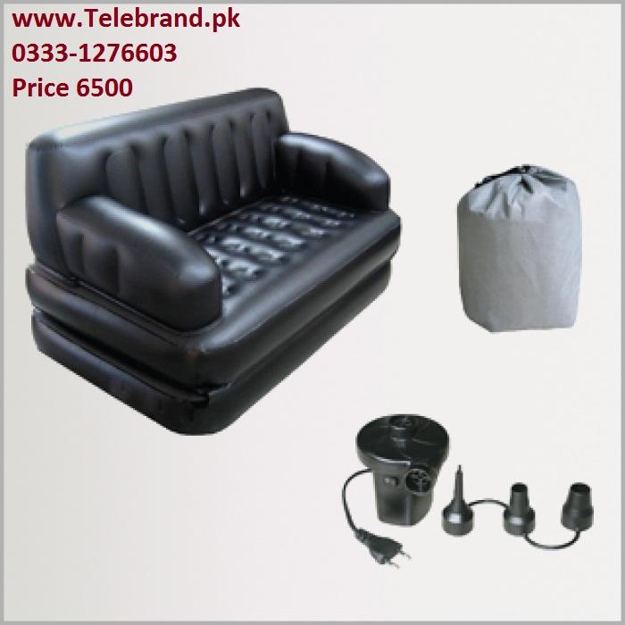 Air Sofa Rate: Buy Air Sofa Cum Bed 5 In 1