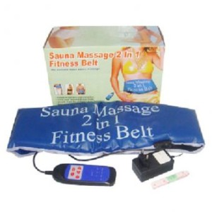 Sauna Belt 2In1 For Fast Weight & Easy loss