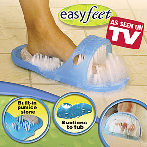 easy foot massager