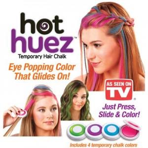 Hot Huez Temporary Hair Chalk online in Pakistan