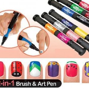 Hot Designs Nail Art Pens in Pakistan 1