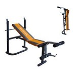 Liveup Weight Lifting Bench Press LS-1102 in Pakistan