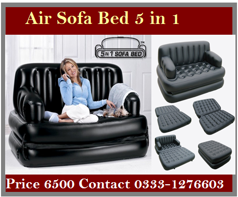 air sofa bed5 in1