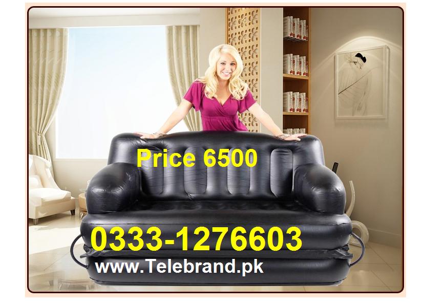 Air lounge sofa cum Bed 5 in 1 price 6500