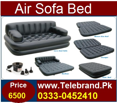Air sofa bed 5 in pakistan