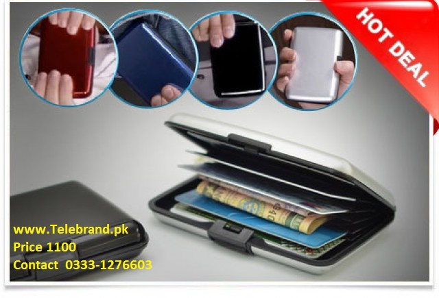 Aluma Wallet telebrand
