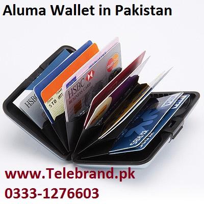 aluma wallet in karachi