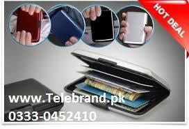 Aluma Wallet in pakistan telebrand.pk