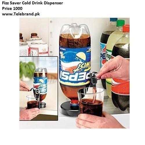 Fizz Saver Cold Drink Dispenser in pakistan www.telebrand.pk