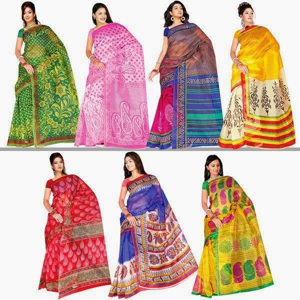 Indian Sarees
