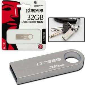 32Gb USB Original Kingston Metal Sahpe in pakistan
