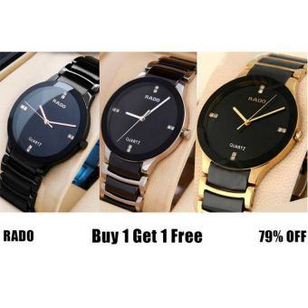 PACK OF TWO RADO CENTRIX WATCHES in telebrand.pk