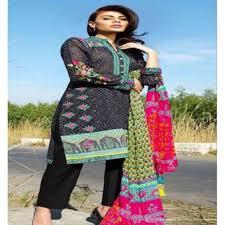 Ezs 112 Khaadi Unstitched Lawn Suit