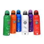 Zodiac 6 Body Sprays Bundle