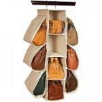 10 Pocket Hanging Purse organizer in Pakistan
