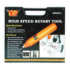 60 Pcs High Speed Rotary Tool Kit in Pakistan