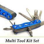 Buy Multi Tool Kit Set (Blue) online in Pakistan