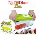 Genius Nicer Dicer Plus Vegetable Salad & Fruit Cutter online   in Pakistan