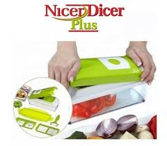 Genius Nicer Dicer Plus Vegetable Salad & Fruit Cutter online   in Pakistan