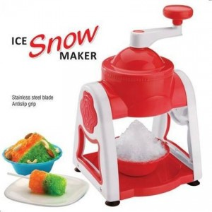 Snow Cone Maker Machine