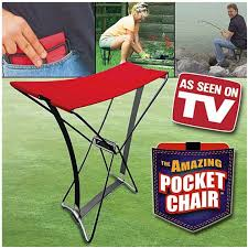 The Amazing Pocket Chair in Pakistan