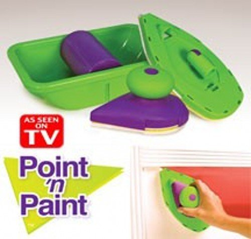 Buy point n paint wall painting system online in pakistan for Wall paint buy online