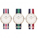 pack of 3 DW watches
