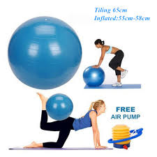 latest-65cm-gym-ball-with-pump-in-pakistan