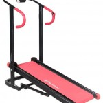 hydro-fitness-dual-function-manual-treadmill-hf-702-red-treadmill-with-twister-on-pakistan
