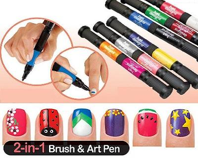 Buy hot designs nail art pens online in pakistan hot designs nail art pens in pakistan 1 prinsesfo Image collections