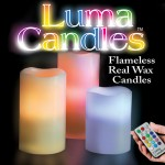 Color Changing Luma Candles in Pakistan