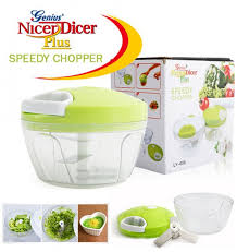 3 Piece Speedy Chopper