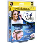Dial Vision - World's First Adjustable Eyeglasses