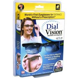 Dial Vision - World's First Adjustable Eyeglasses
