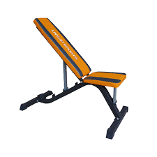 Liveup Adjustable Weight Bench LS-1215