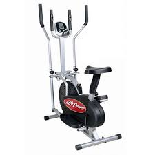 Maha Fitness Orbitrac Bike 4 Handle