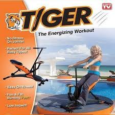 Tiger Exercise Machine in Pakistan