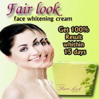 Pack Of 2 Fair look Cream