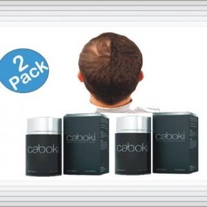 Caboki Hair fiber Pack Of 2