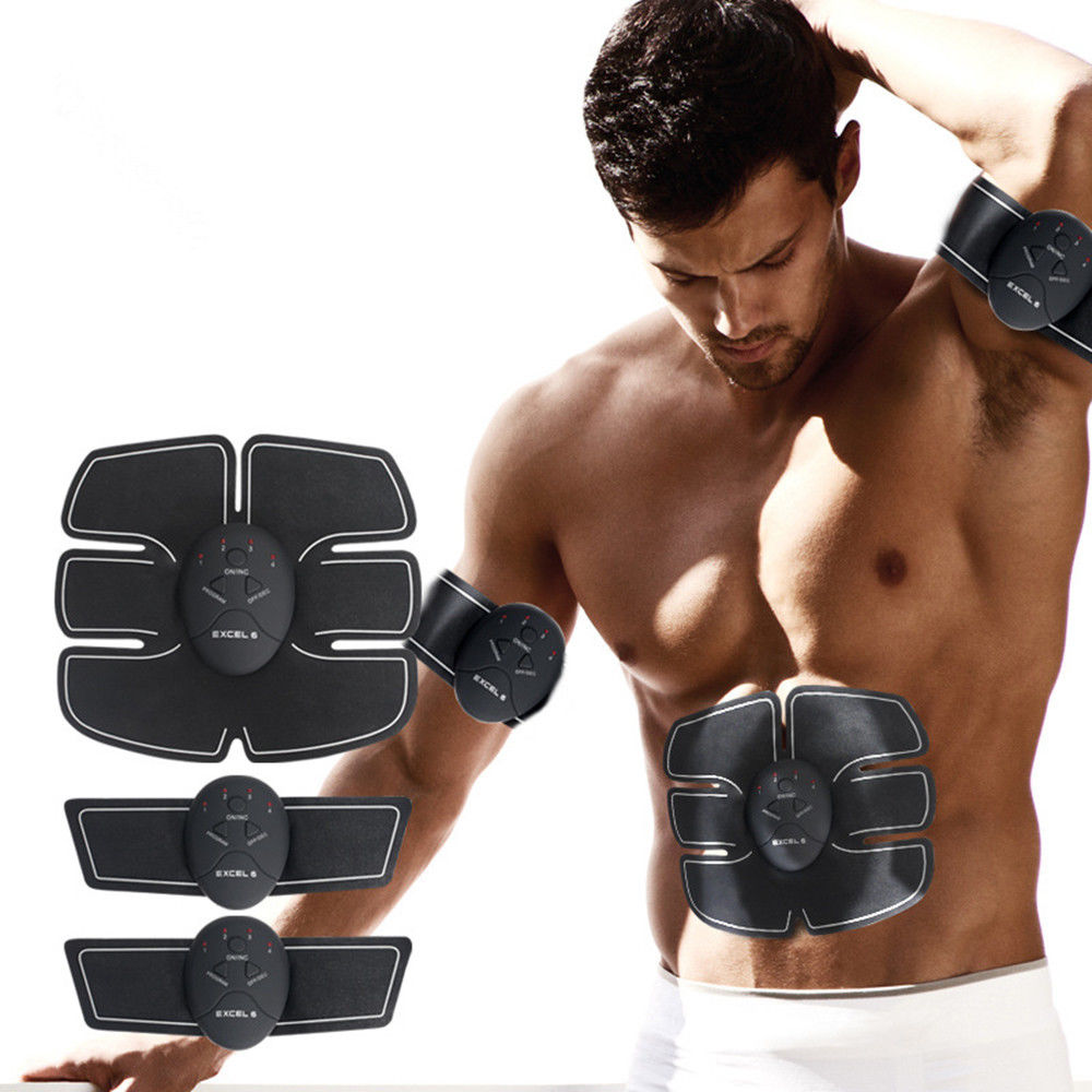 Training Gear Six Pad Abs Fit - Define And Enhance Your Core Abdominal Muscles