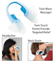 U Touch Massager – Twin Touch Point Technology