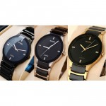 Pack of 3 Rado Centrix Jubile Watches