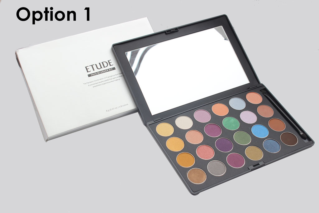 Etude Eyeshadow Palette (24 Colors)