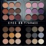 Mac 20 color Eyeshadow Palette