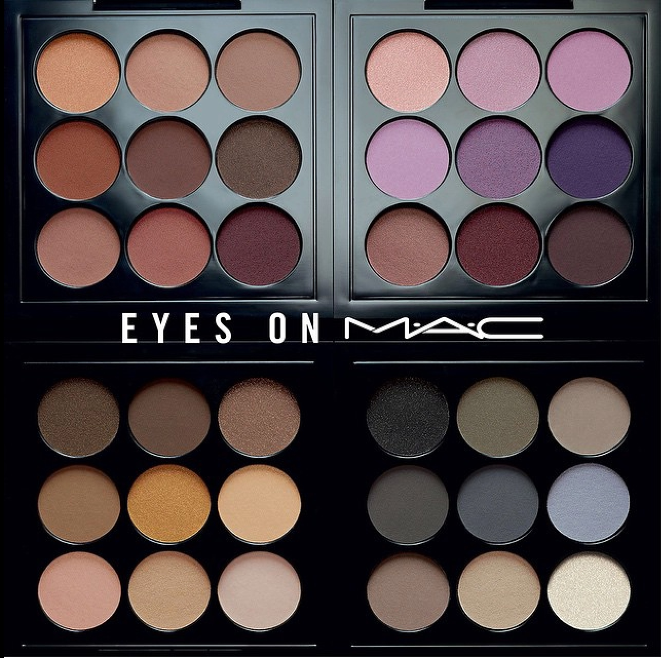 Mac 20 color Eyeshadow Palette in Pakistan