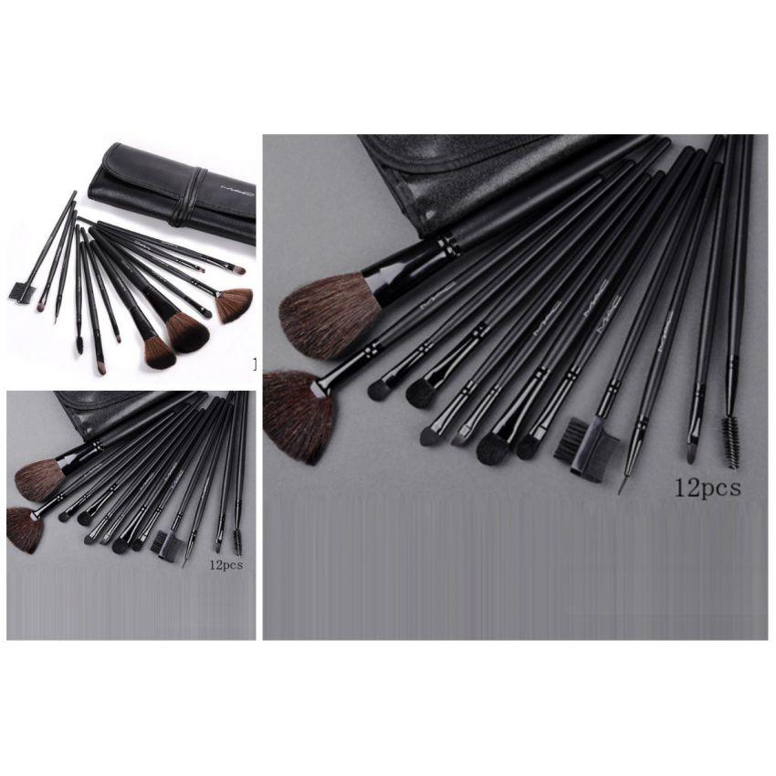 Mac12 Pieces Cosmetics Brushes